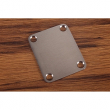 Callaham Stainless Steel Neck Plate Satin Cryo