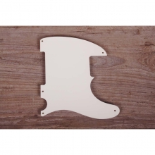 Pickguard Callaham Esquire White