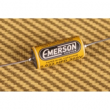 Emerson Custom .022uF Paper In Oil (PIO) Tone Capacitor...