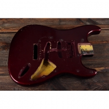 Fender Stratocaster Body original 1966 refinished
