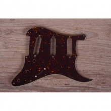 Pickguard 3-ply Brown Tortoise