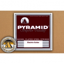 Pyramid Nickel Plated Steel Super Light / Light 009-046