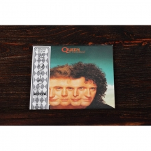 Queen - The Miracle - Ltd Edition Japan - neu