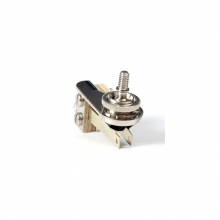 Switchcraft Toggle Switch, 3-Way, Right-Angle Cryo