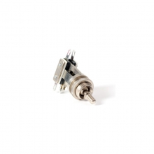 Switchcraft Toggle Switch, 3-Way, Short Shaft